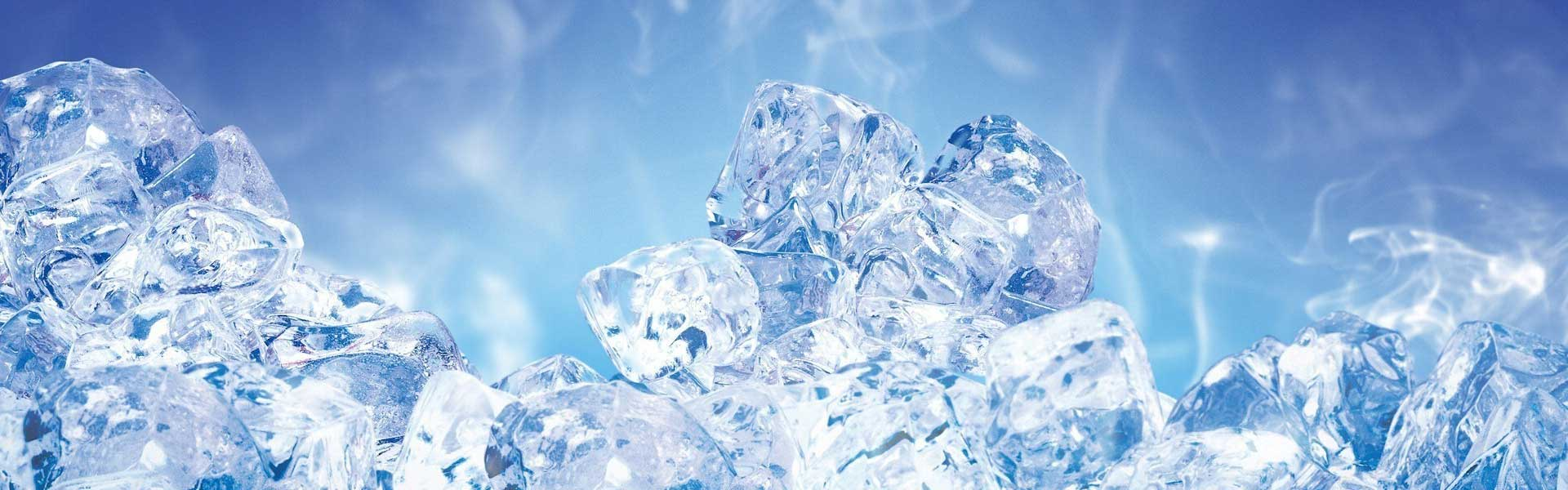 Ice Slide Background